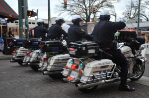 Memphis PD Motorcycles